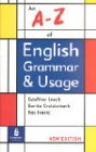 9783526405740: An A - Z of English Grammar and Usage.