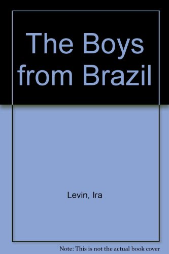 9783526416999: The Boys from Brazil