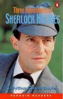 9783526426875: Three Adventures of Sherlock Holmes. (Lernmaterialien)