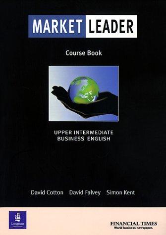 9783526434641: Market Leader, Upper Intermediate, Course Book
