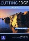 9783526469438: Cutting Edge, Advanced, Students' Book