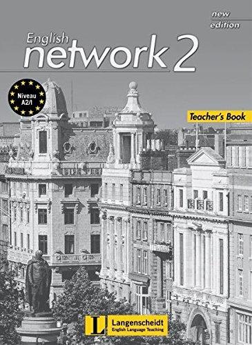 9783526504306: English Network 2 New Edition Teacher's Book: Niveau A2/1