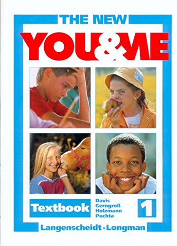 """9783526505303: The New """"You & Me"""" - Textbook 1"""