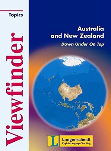 Viewfinder Topics. Australia and New Zealand: Down: Arndt, Martin, Sassenberg,