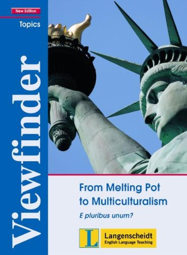 9783526510000: Viewfinder Topics. New Edition. Schülerbuch. From Melting Pot to Multiculturalism