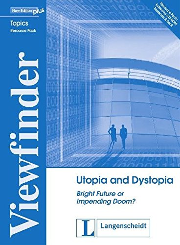 9783526510413: Viewfinder Topics - New Edition plus. Utopia and Dystopia. Resource Book: Bright Future or Impending Doom?