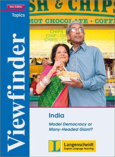 9783526510604: Viewfinder Topics. New edition. India Schülerbuch: Model Democracy or Many-Headed Giant?