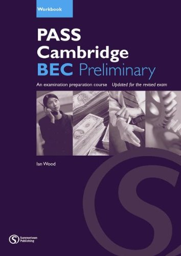 9783526511229: PASS Cambridge BEC Preliminary. Workbook with Answer Key