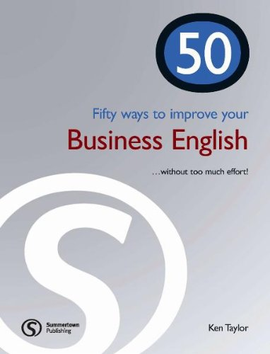 50 Ways to Improve Your Business English. Niveau B1/B2 (3526511888) by Ken Taylor
