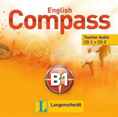 English Compass B1 - 2 Teacher Audio-CDs - Hübner, Lynda, Clark, Vanessa
