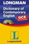 Longman Dictionary of Contemporary English (DCE), gebunden m. 2 CD-ROMs