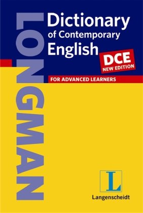 9783526516774: Longman Dictionary of Contemporary English (DCE): For Advanced Learners. Über 230.000 Stichwörter und Wendungen