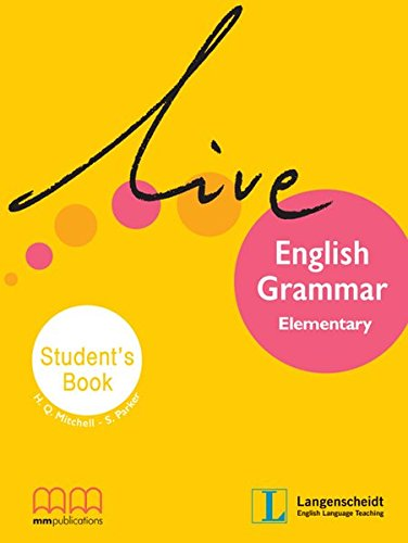9783526517061: Live English Grammar, Elementary