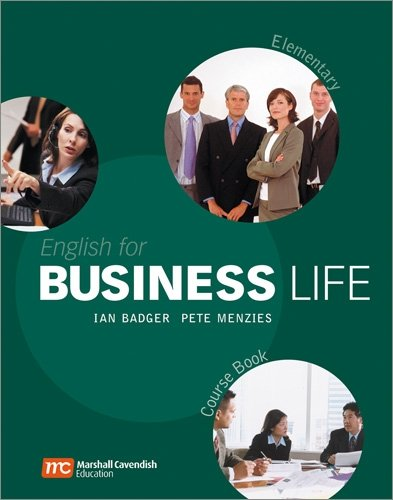 9783526517801: English for Business Life - Elementary. Course Book