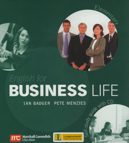 9783526517818: English for Business Life - Elementary. Self-study Guide