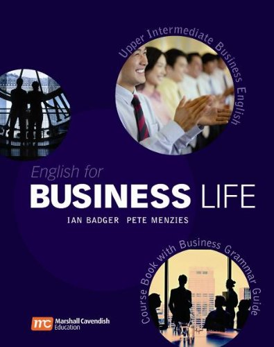 9783526517955: English for Business Life - Upper Intermediate. Course Book
