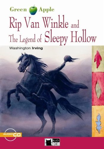 9783526520160: Rip Van Winkle and The Legend of Sleepy Hollow: Green Apple - Starter