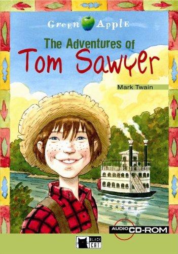 9783526520450: The Adventures of Tom Sawyer. Mit CD Step 1. 5./6. Klasse