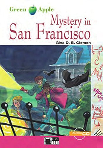 Mystery in San Francisco - Buch mit: Clemen, Gina D.