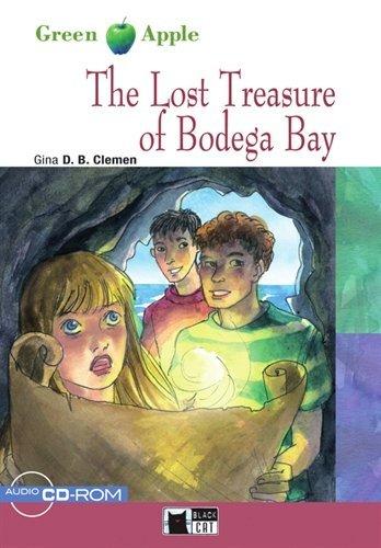 The Lost Treasure of Bodega Bay. Buch mit Audio-CD-ROM - Gina D. B. Clemen