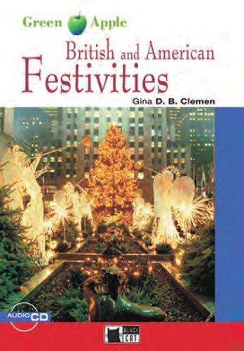 9783526520894: British and American Festivities - Step 2 - 5./6. Klasse - Buch mit CD