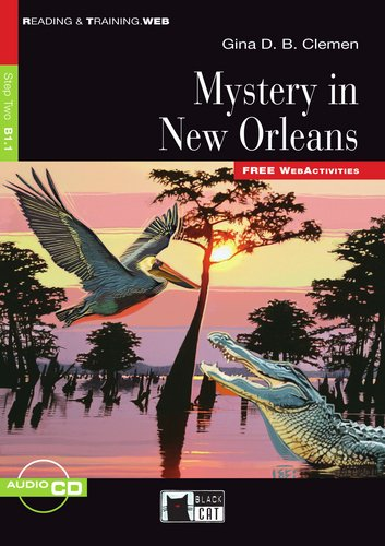 Mystery in New Orleans - Buch mit: Clemen, Gina D.