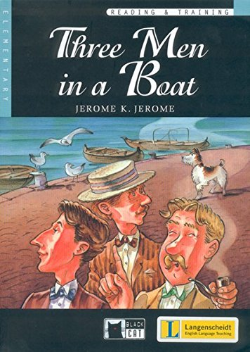 Three Men in a Boat: Jerome, Jerome K.,