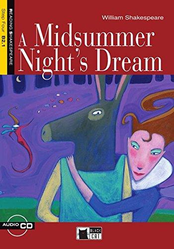 9783526522089: A Midsummer Night's Dream. Pre-Intermediate. 9./10. Klasse. Buch und CD
