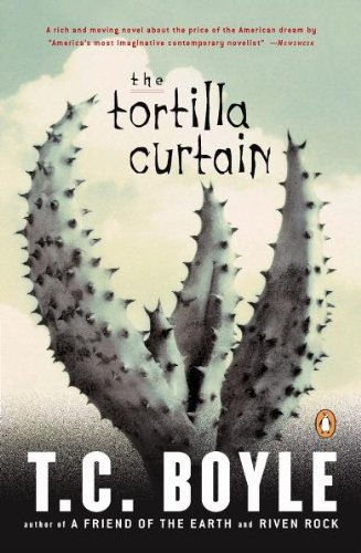 an analysis of the symbol of coyote in tortilla curtain by t coraghessan boyle T coraghessan boyle, the author of the tortilla curtain, wrote a story of different feelings and attitudes regarding racial misunderstandings.
