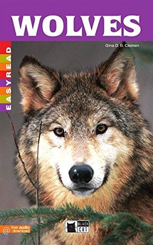 9783526524427: Wolves: Easyreads - Level 1