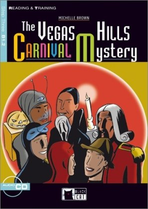 9783526525639: The Vegas Hills Carnival Mystery. Buch und CD