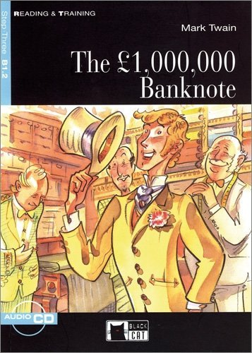 9783526525837: The £ 1,000,000 Bank Note: Reading &Training. Elementary. Step 3