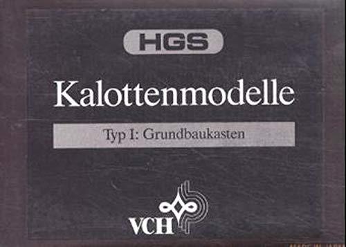 9783527101283: Hgs-Kalottenmodelle - Grundbaukasten