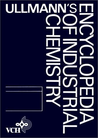 Ullmann's Encyclopedia of Industrial Chemistry: Refractory Ceramics: Arpe, Hans-Jürgen