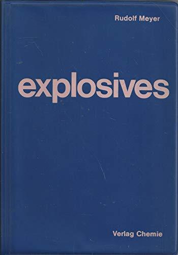 9783527256303: Explosives