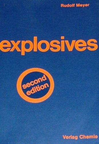 9783527259335: Explosives