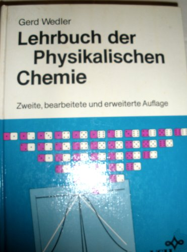 9783527263172: Lehrbuch der Physikalischen Chemie (Livre en allemand)