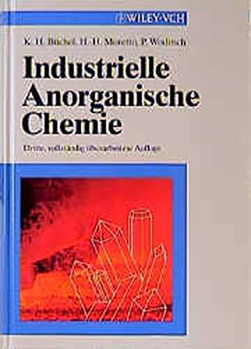 Industrial Inorganic Chemistry: W. Buchner; R.