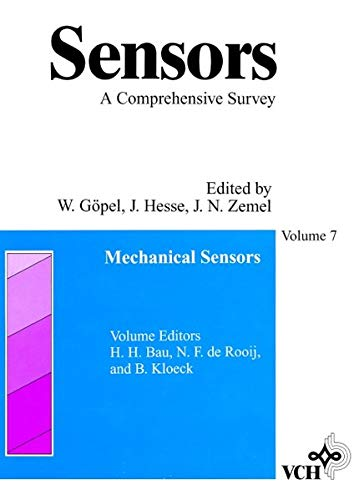 9783527267736: Mechanical Sensors, Volume 7, Sensors: A Comprehensive Survey