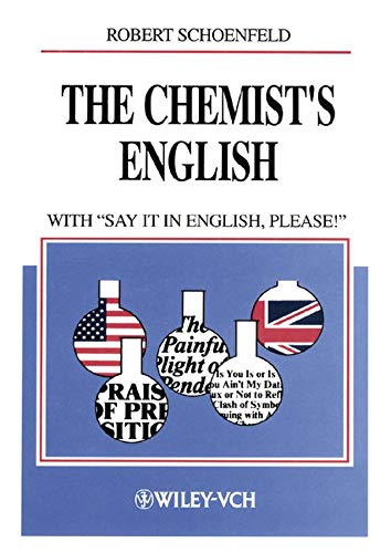 9783527280032: The Chemist's English, 3rd rev. ed. with