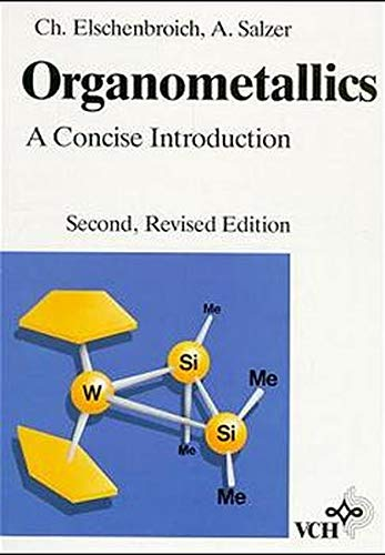9783527281640: Organometallics: A Concise Introduction