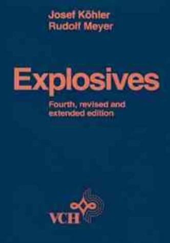 9783527285068: Explosives