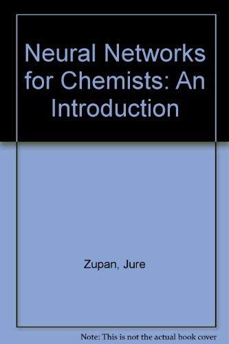9783527286034: Neural Networks for Chemists: An Introduction