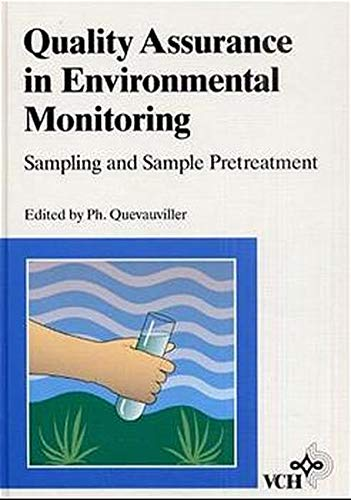 9783527287246: Quality Assurance in Environmental Monitoring: Sampling and Sample Pretreatment