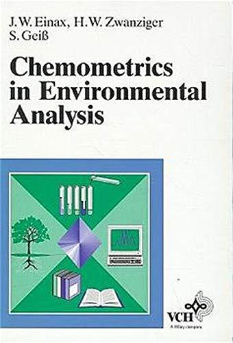 9783527287727: Chemometrics in Environmental Analysis