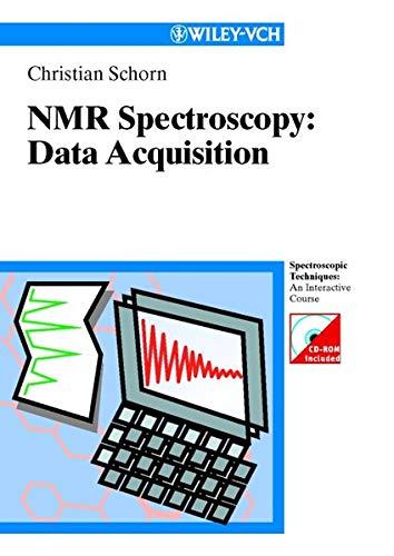 9783527288274: Nmr-Spectroscopy: Data Acquisition
