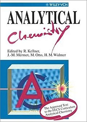 9783527288816: Analytical Chemistry (German Edition)