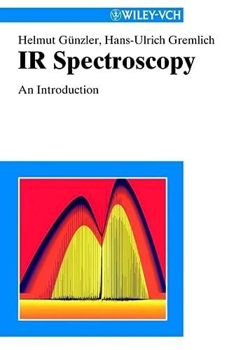 9783527288960: IR Spectroscopy: An Introduction