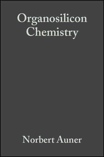 9783527290611: Organosilicon Chemistry I: From Molecules to Materials (v. 1)