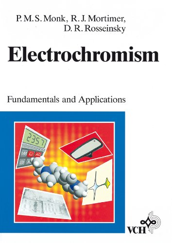 9783527290635: Electrochromism: Principles and Applications